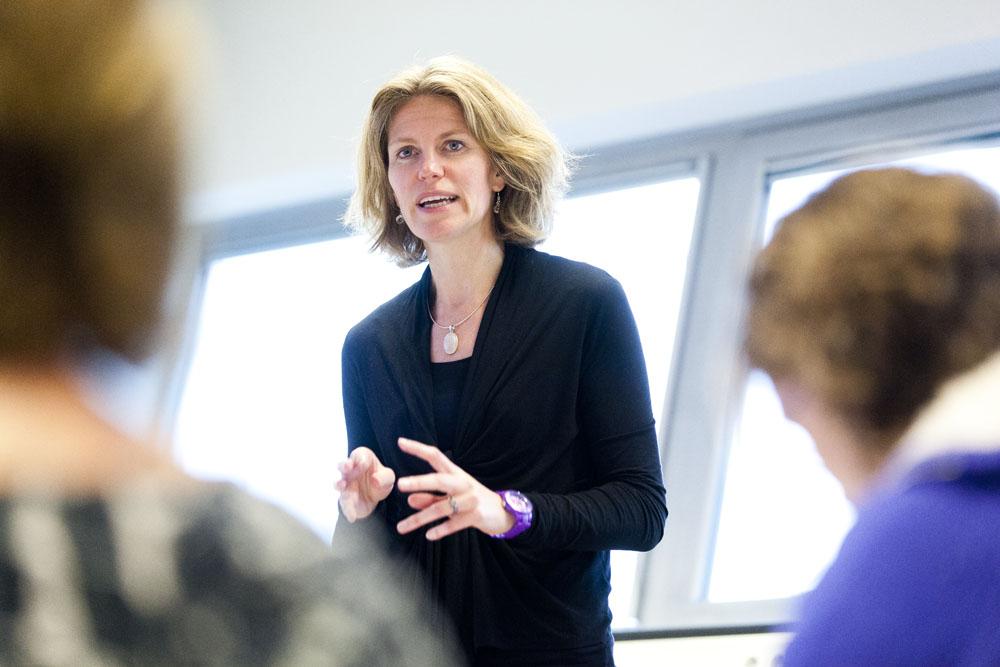 Suzanne Meinen Lean Six Sigma Groep Operationeel Management