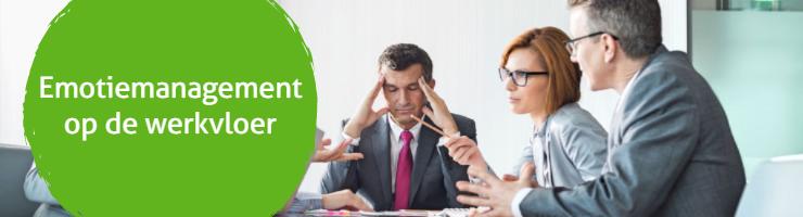Emotionaliteit op de werkvloer: is dat nu echt nodig?