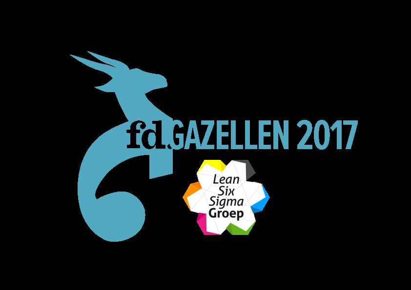 Lean Six Sigma Groep voor tweede keer op een rij FD Gazelle