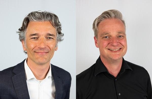 Hjalmar en Colin als nieuwe trainers voor Lean Six Sigma Groep