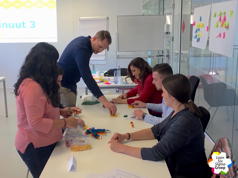 Incompany-training met Agile en Scrum