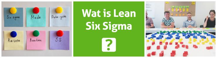 Leer meer over Lean Six Sigma in onze kennismakingsworkshop