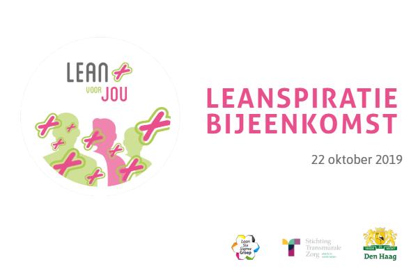 Leanspiratie bijeenkomst over Lean werken in semioverheid en zorg