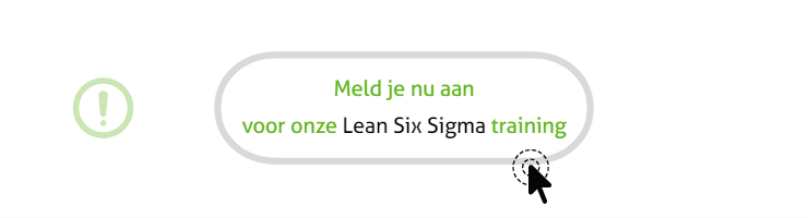 Meld je nu aan voor onze Lean Six Sigma training
