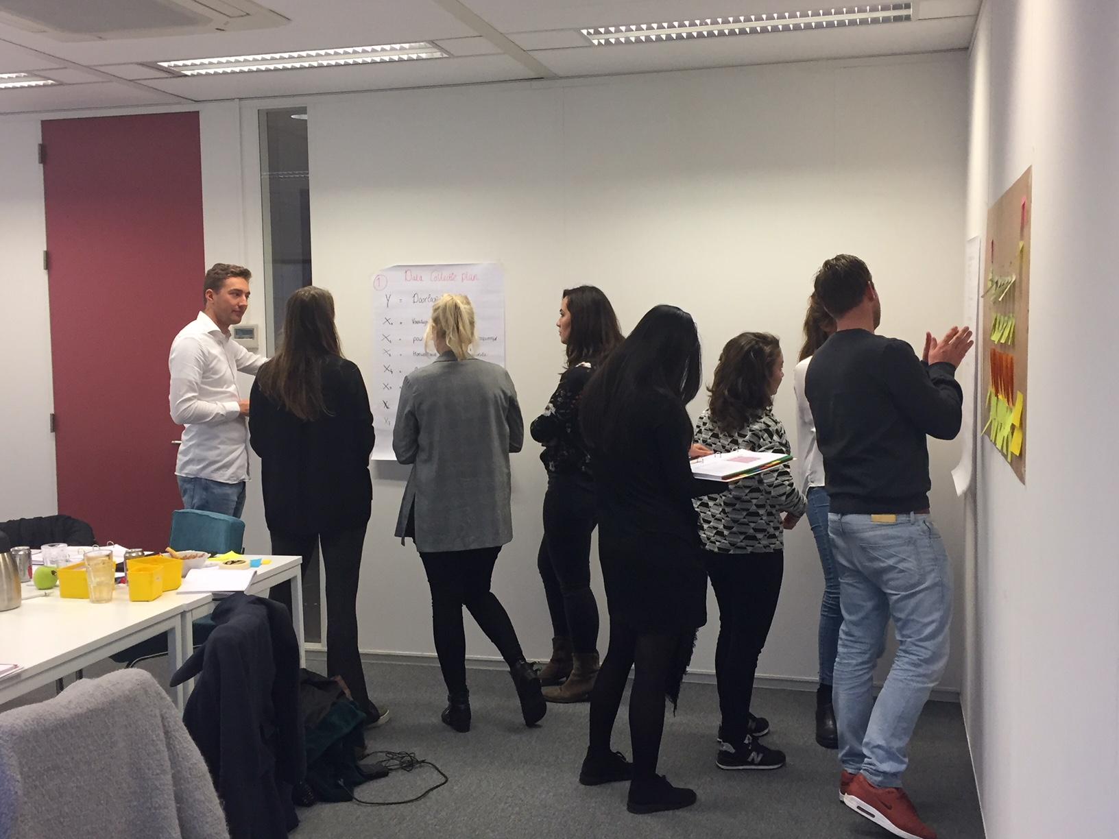 Nieuwe locatie Lean Six Sigma Groep in Amstelveen
