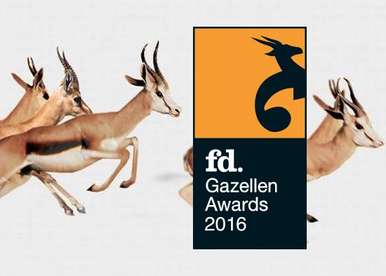 Lean Six Sigma Groep wint FD Gazelle 2016