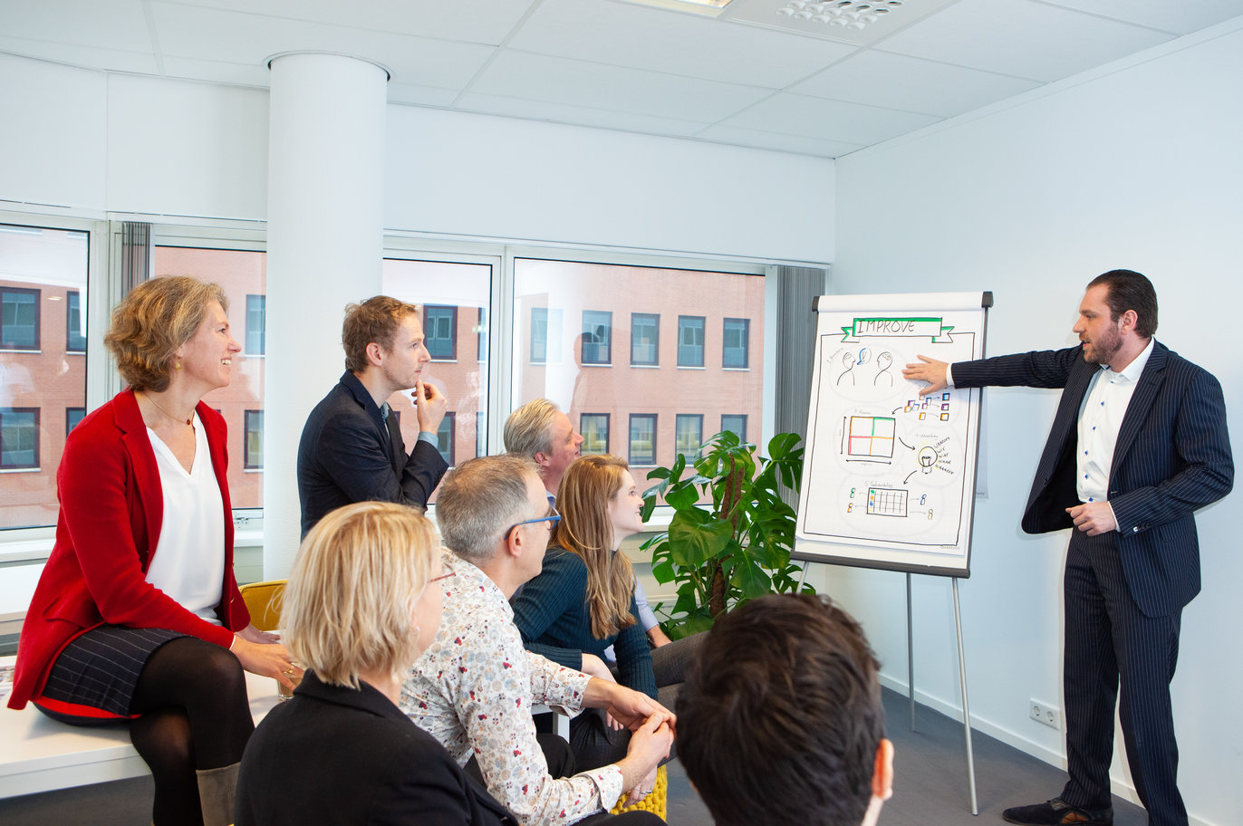 Trainingen door Lean Six Sigma Groep