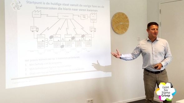 Trainer Remco Lean Six Sigma Groep Trainingen en opleidingen in Nederland