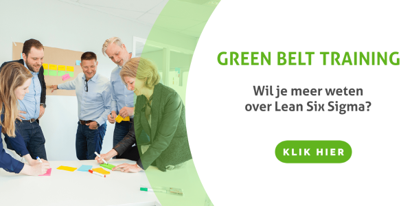 Green Belt training in Lean Six Sigma