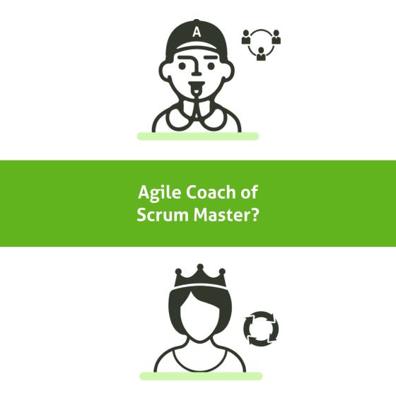 Agile Coach of Scrum Master?